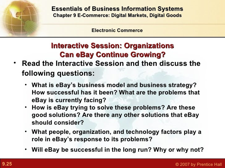 what are the problems that ebay is currently facing how is ebay trying to solve these problems Just as there are factors relating to individuals that may contribute to or help to solve the problem you're concerned with try this analysis out with a current problem in your own community setting analyzing community problems can be hard work.
