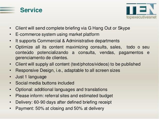 TEN Digital - E-Commerce - EN Slide 2