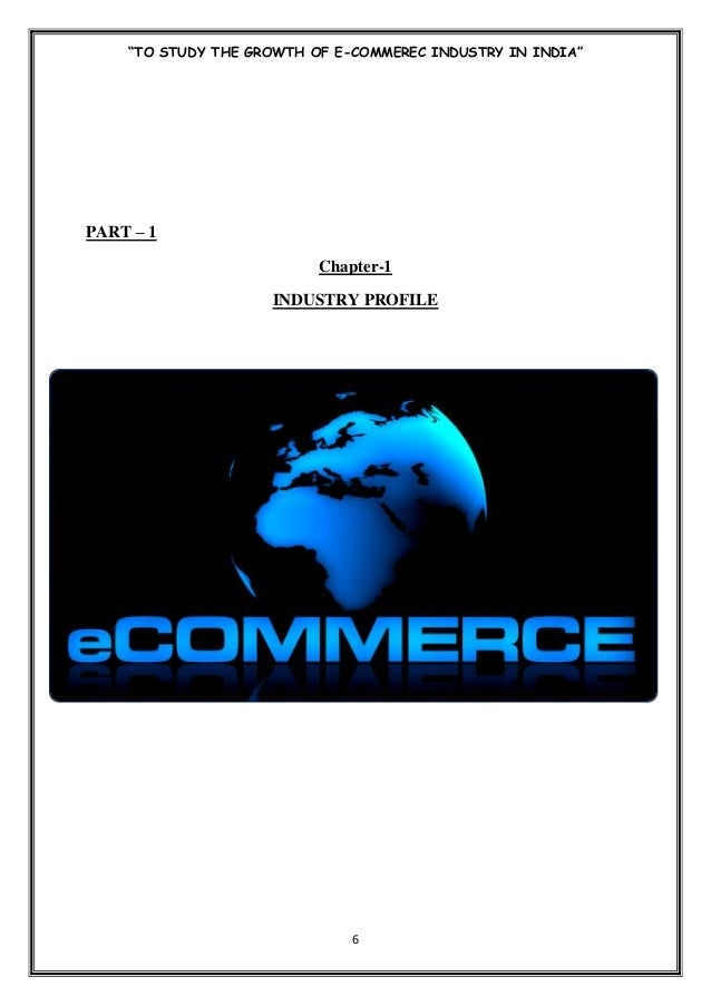 case study e commerce applications in india