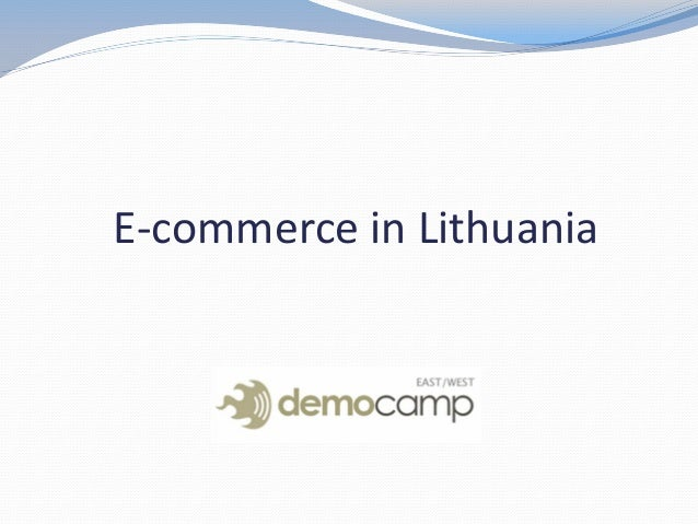 E-commerce in Lithuania