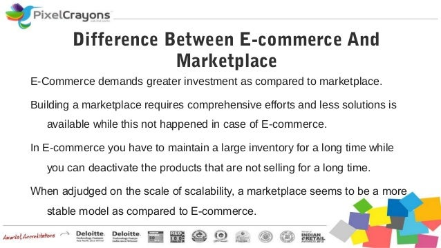 the difference between e commerce and e business E-business evolution - james tallant - essay - business economics - supply,  production, logistics  differences exist between e-business and e-commerce.