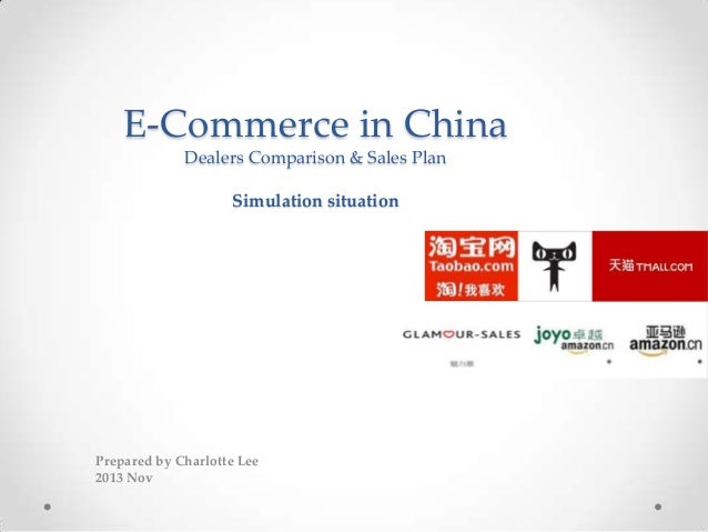 e-commerce development in china essay Abstract in order to analyze zhao cai jin bao, a monetization model launched by taobao, we review the e-commerce background and the development of alibaba.