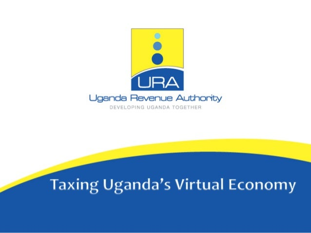 Thursday, October 19, 2017 2  Description of e-commerce  Why bother with Uganda's e-commerce sector  Regulation of e-co...