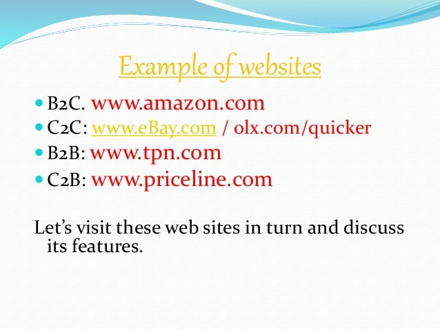 E commerce ppt new by ajit verma