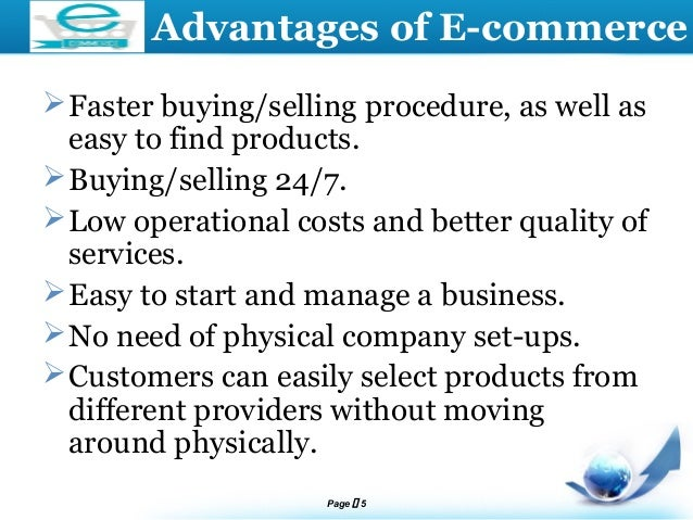 Advantages & Disadvantages of eCommerce Retailing