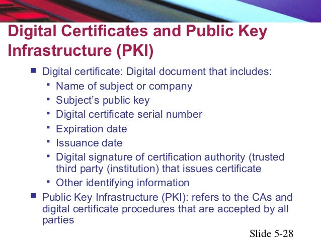 public key cryptography and e commerce This module introduces the basics of public key cryptography including an overview of ssl and ca applications 2000+ modern certification authority- based cryptographic support is also discussed and shown to provide basis for secure e-commerce using secure sockets layer (ssl) schemes more.