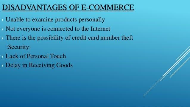 E Commerce Advantagesdisadvantagese R Diagprocess Flow