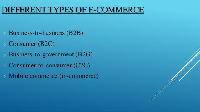 limitations and challenges for b2c e commerce Findings and discussion 41 e-commerce adoption level there is a wide growth of internet in zimbabwe but none of the smes have fully adopted b2c e-commerce, very few smes in the country are at the early stages of b2c e- commerce adoption while the majority are yet to consider the use of the technology.
