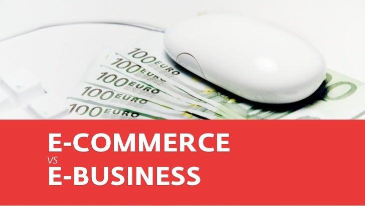 E-COMMERCEVSE-BUSINESS
