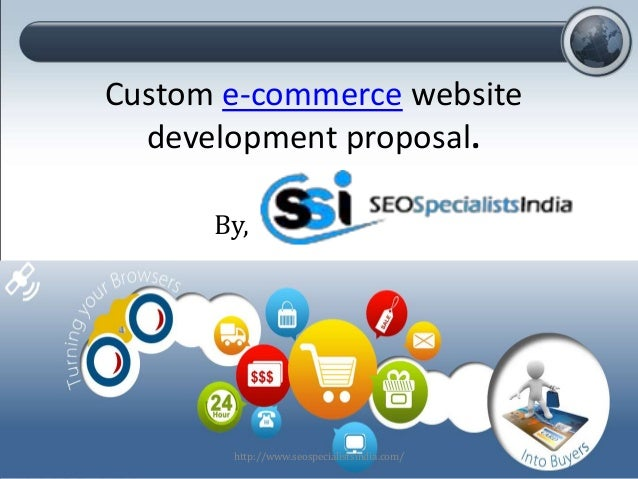 ecommerce proposal E-commerce business plan outline by bill gregory, regional director northwestern state university osbdc e - commerce business plan outline introduction: this internet business plan gives details of the proposed venture, along with expected needs and results taking into account the unique nature of electronic commerce.