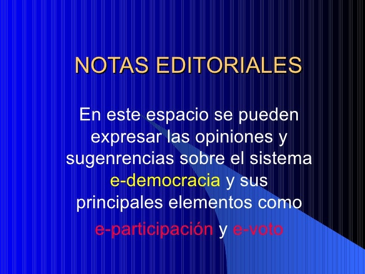 E Democracia Slide 3