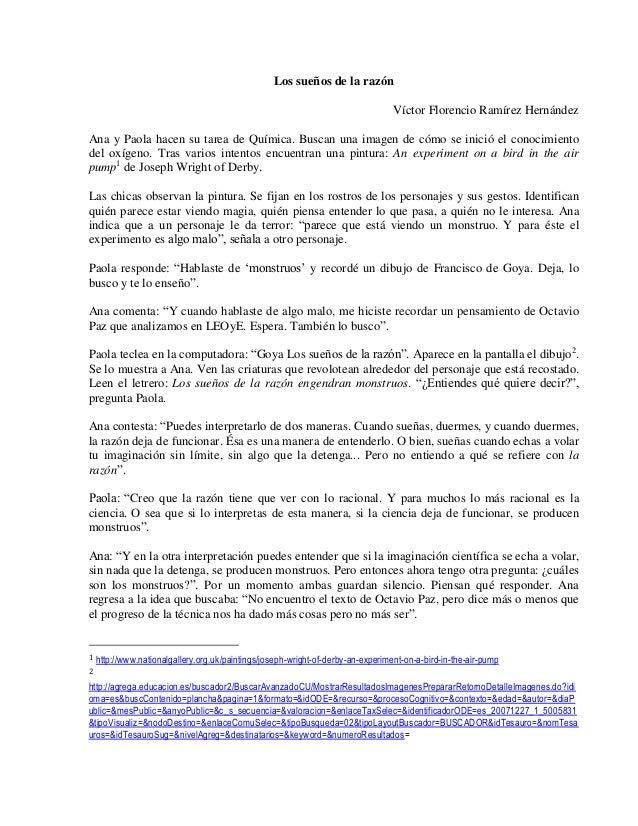 Los sueños de la razón  Víctor Florencio Ramírez Hernández  Ana y Paola hacen su tarea de Química. Buscan una imagen de có...