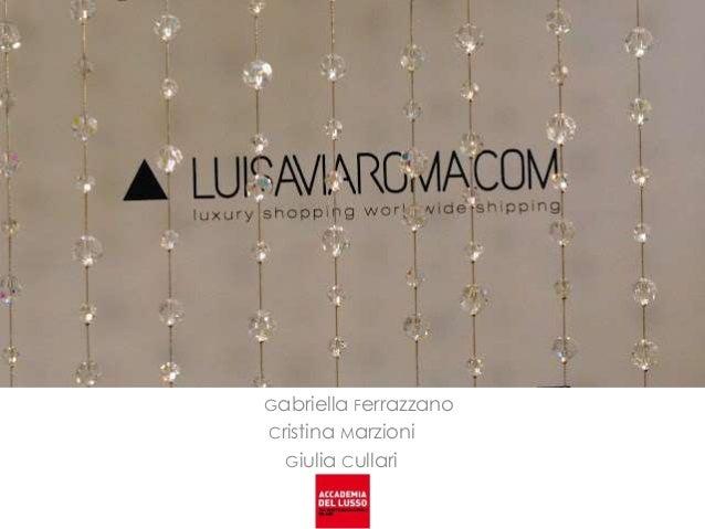 Gabriella Ferrazzano  Cristina Marzioni  Giulia Cullari