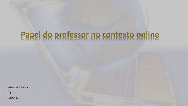 Alexandra Sousa T1 1100481