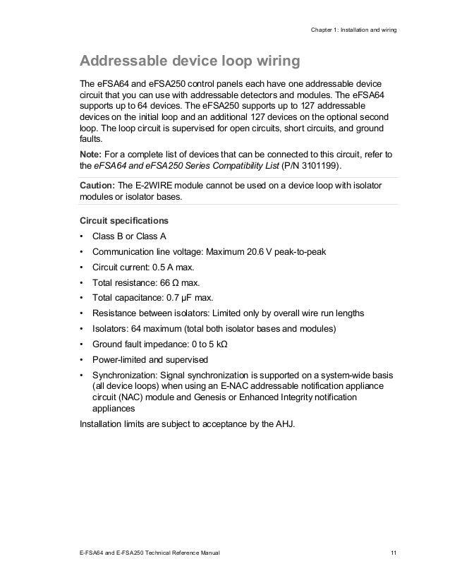 edwards signaling e fsard installation manual 23