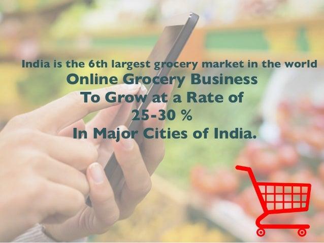 E grocery Industry Digital Media Strategy