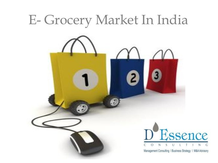 E- Grocery Market In India