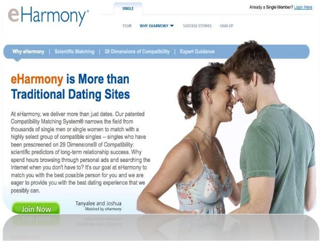 eharmony member sign in