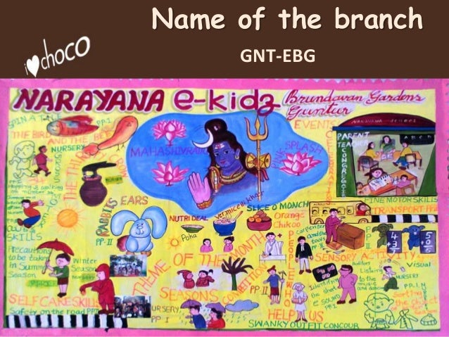 Name of the branch GNT-EBG