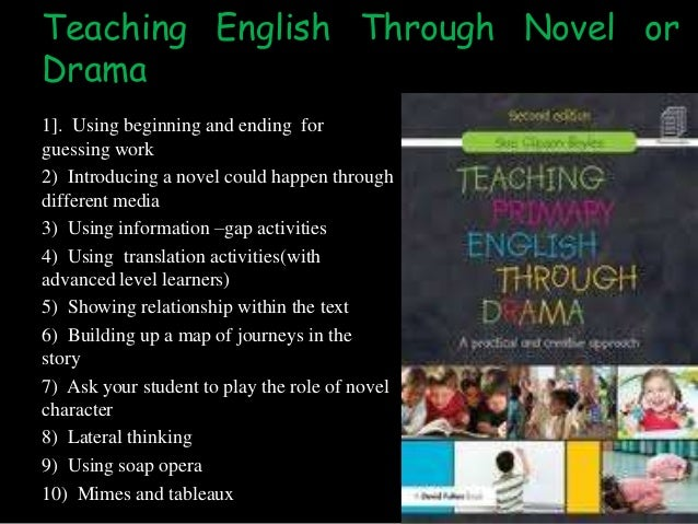 English through literature