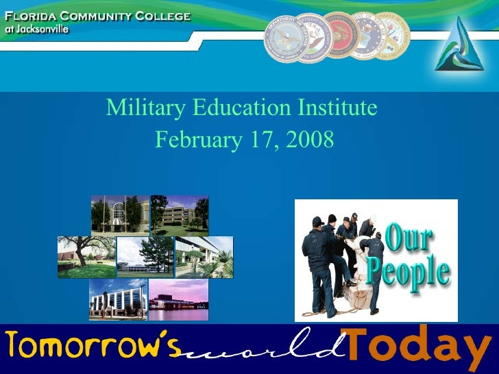 06/02/09 A and C Schools 9/29/05 Military Education Institute   February 17, 2008