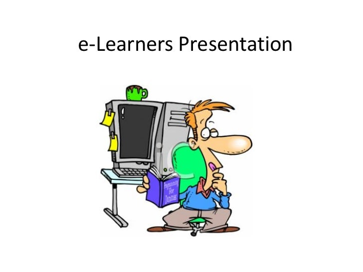 e-Learners Presentation