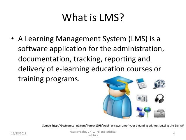 The Online Training and Learning Management System
