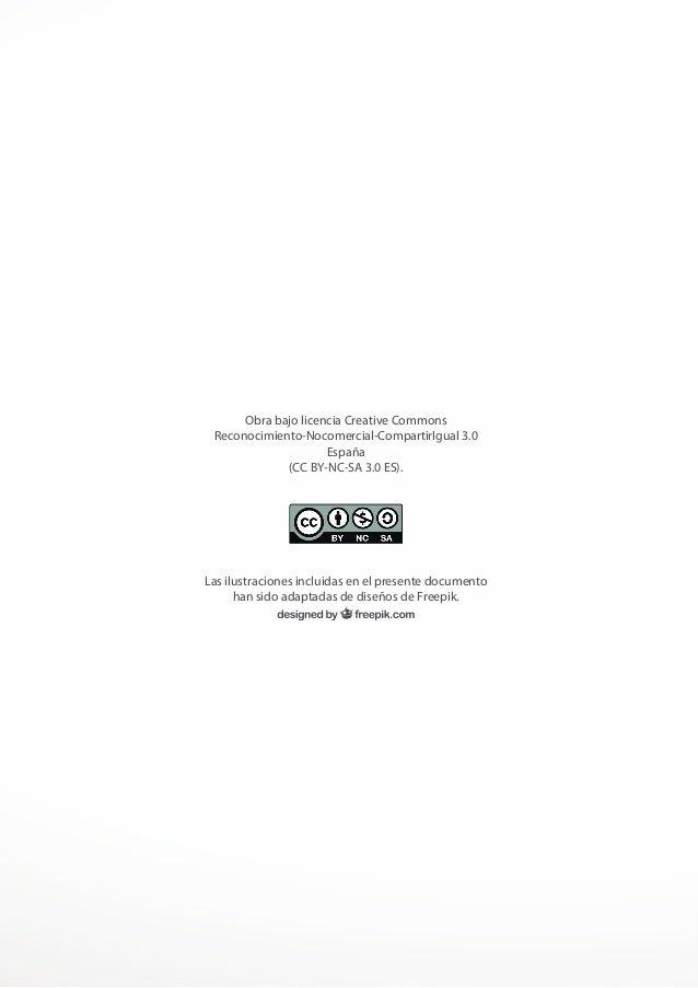 Obra bajo licencia Creative Commons Reconocimiento-Nocomercial-CompartirIgual 3.0 España (CC BY-NC-SA 3.0 ES). Las ilustra...