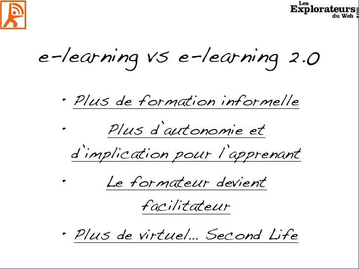 E Learning 2.0 Slide 2