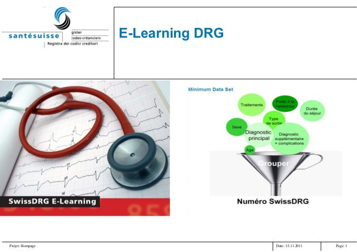 E-Learning DRG