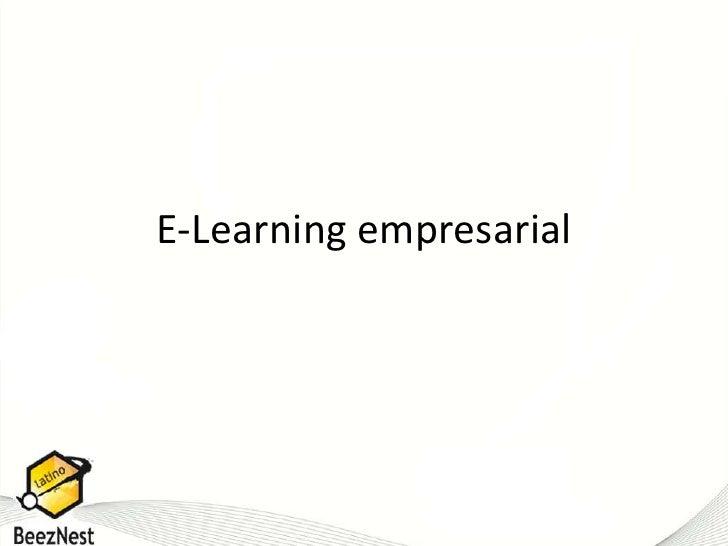 E-Learning empresarial<br />