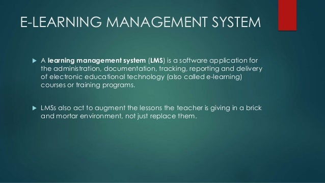 e learning system documentation Report of e learning system  documents similar to learning management system (lms) modules  srs documentation of virtual classroom system , srs documentation .
