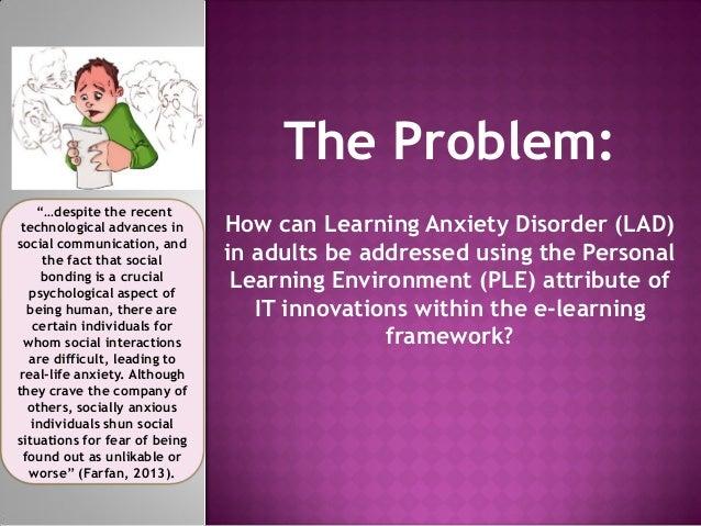 E learning potency in addressing lad Slide 2
