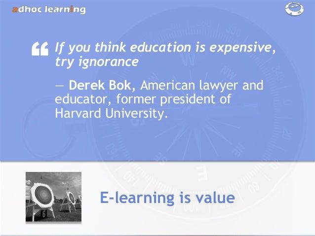 E Learning Presentation (update 2012