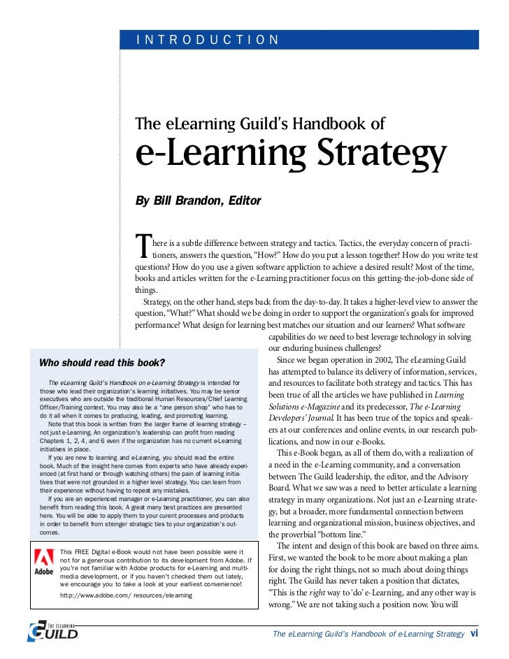 learning e strategy Speaking is considered to be one of the most difficult skills in english learning as one of the receptive skills, speaking is the foundation.