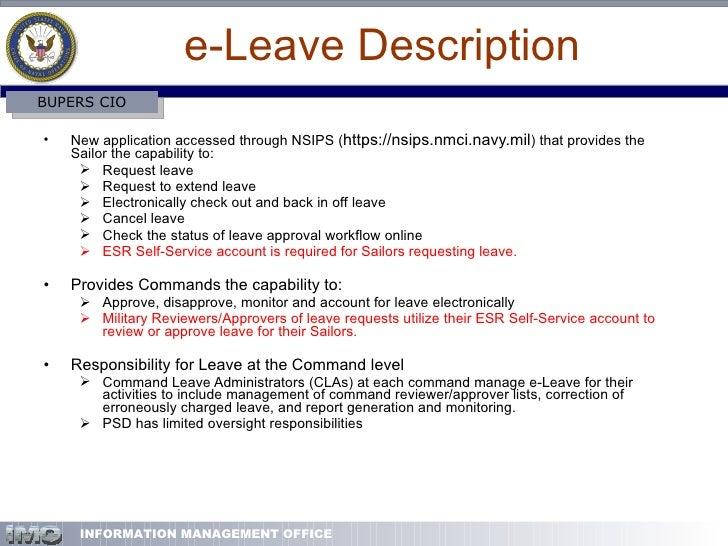 E Leave Brief General 24 Mar 10