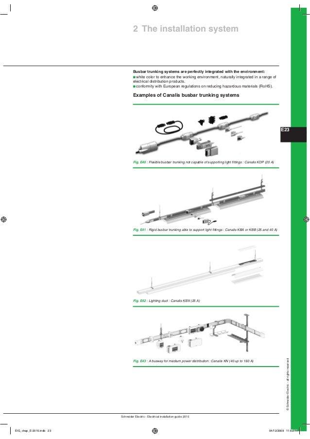 e lv distribution 2 Schneider Electric Logo electrical installation guide schneider electric 2009