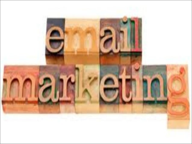 • Email marketing is directly marketing a commercial message to a group of people using email.•  In its broadest sense, ev...