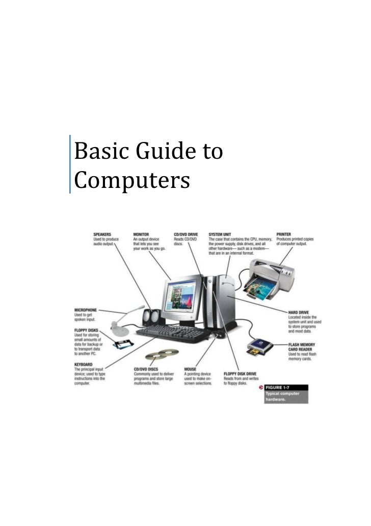 Basic Guide toComputers