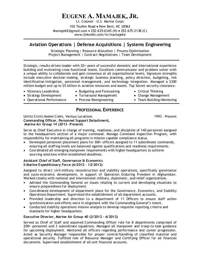 free military resume templates military resumes australia sample ...