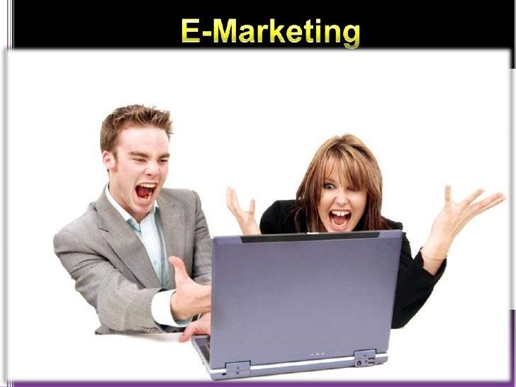 E-Marketing<br />