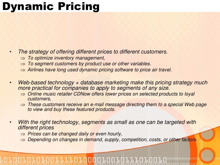 major pricing strategies The major benefit of a neutral pricing strategy is that it works in all four periods in the lifecycle the major drawback is that your company is not maximizing its profits by basing price only on the market.