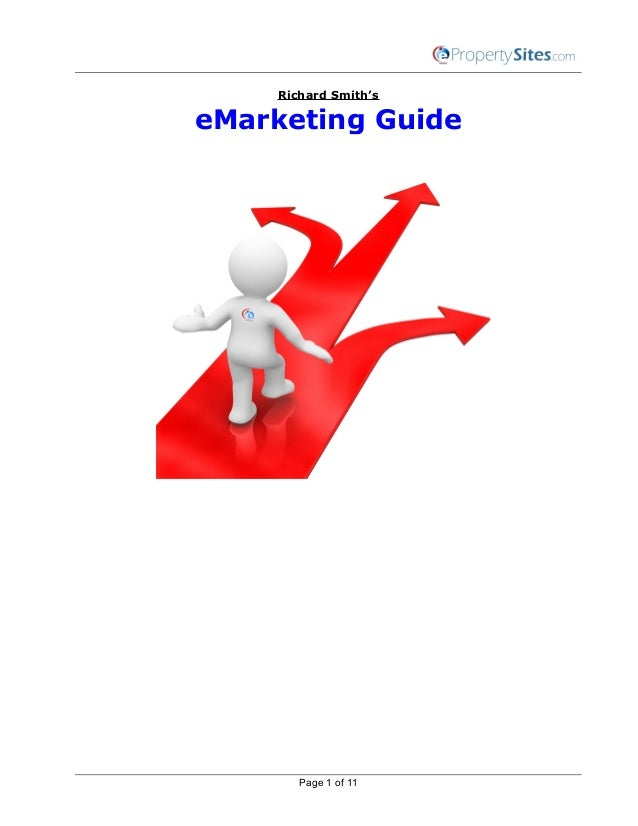 Richard Smith's  eMarketing Guide  Page 1 of 11