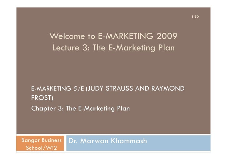 Marketing lecture 1
