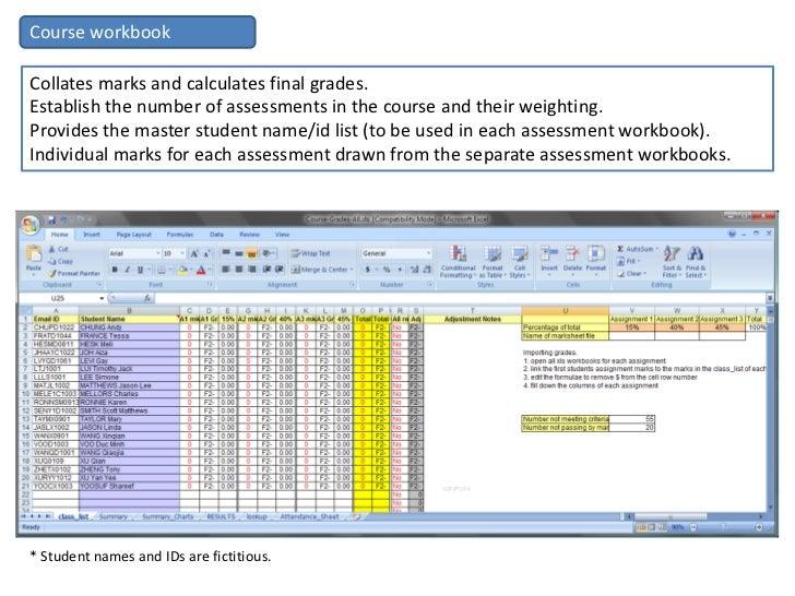 Excel Skills Assessment | Excel Assessments | Audit Excel