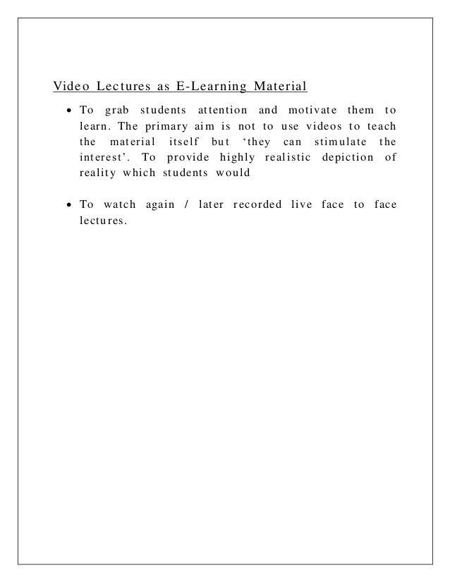 E material for pedagogic transaction for secondary school biology syl…