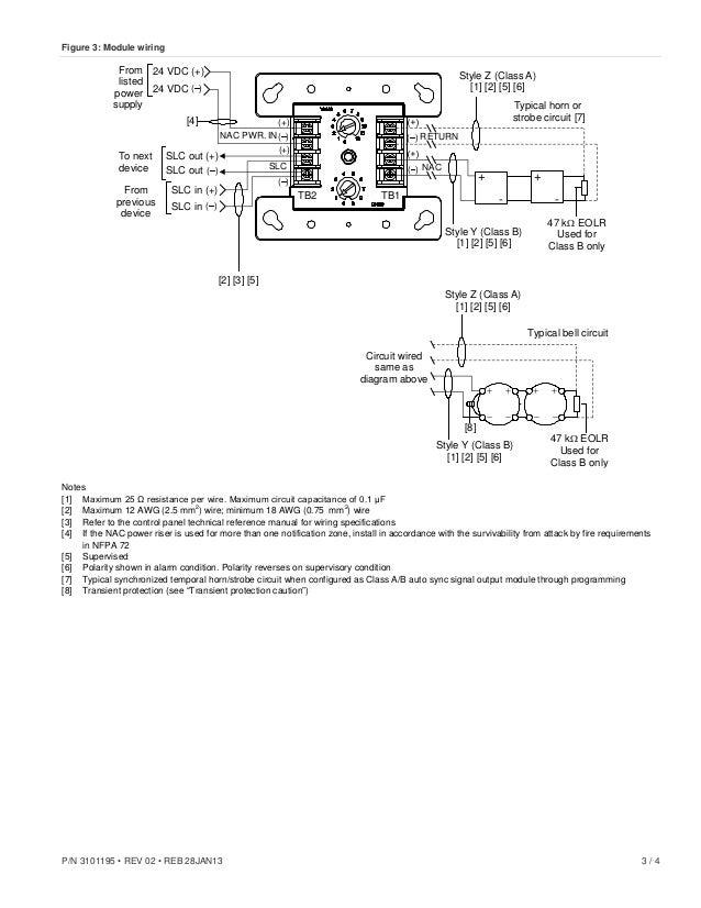 Class B Wiring Diagram - Wiring Source •