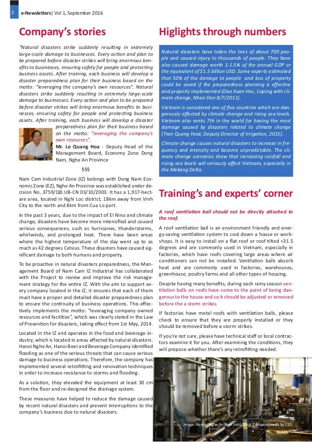 E newsletter-vol1-eng edition Slide 2