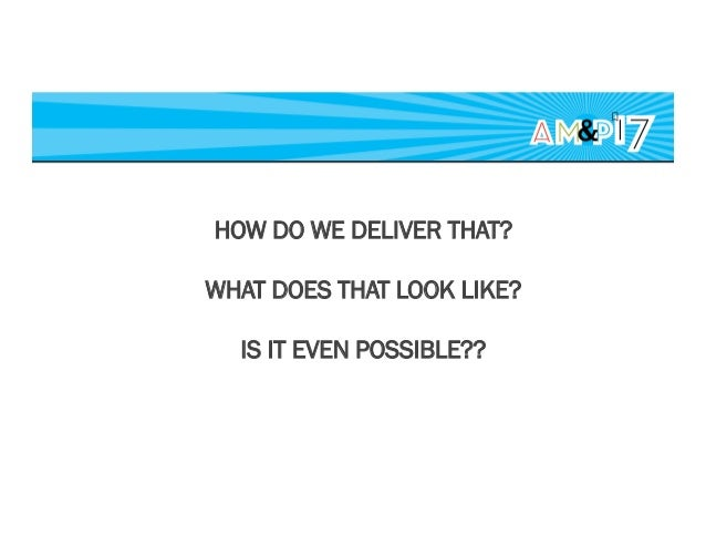 what's NOT folded In • AE communications • Governance emails • Emails to conference registrants • Emails based on geog...