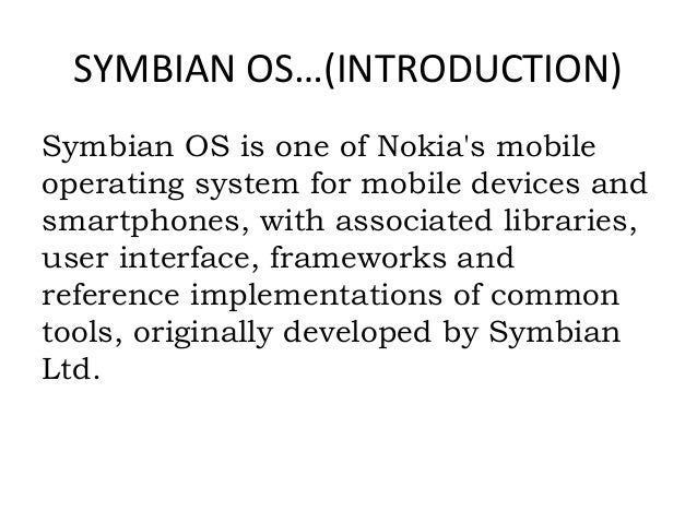 android vs symbian